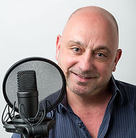 Jeff Friedman, voiceover artist and narrator