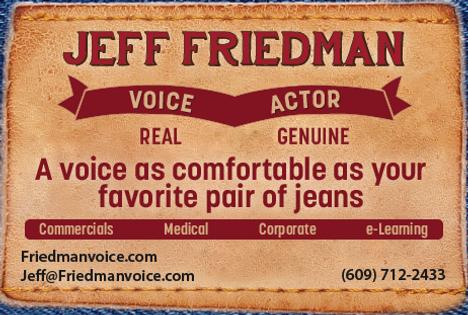 Friedmanvoice.com Logo