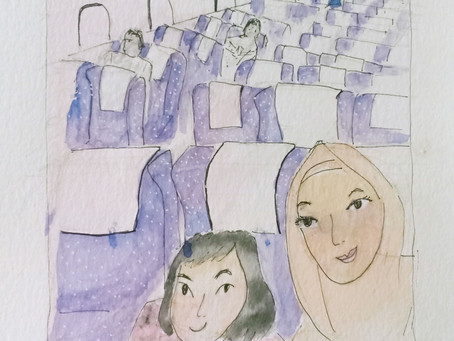 Pertama Kali Naik Shinkansen