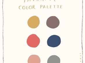 Menentukan Color Palette
