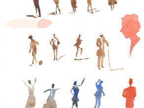 Silhouette Figures