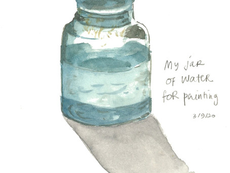 My Jar of Water