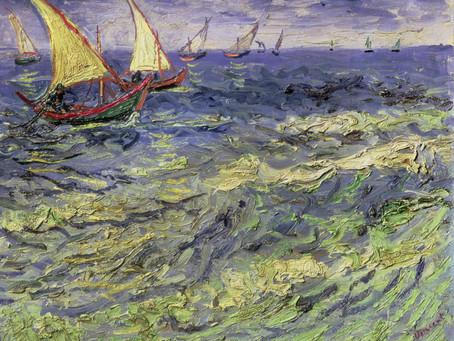 5 Inspirasi dari Van Gogh