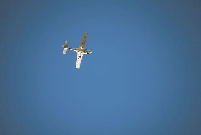 Avião pequeno