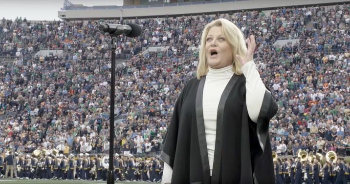 God Bless America (Where Opera Meets Football)