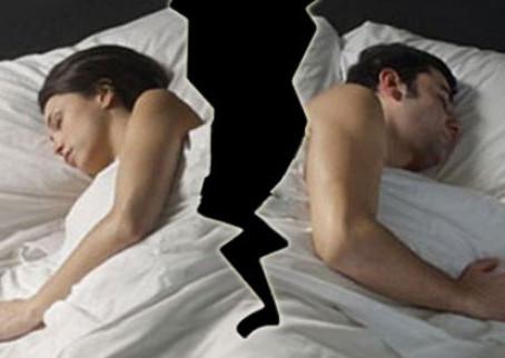 Matrimonios sin sexo: Una realidad poco conocida