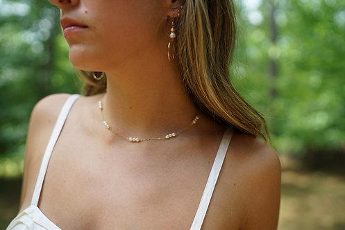 Julia Pearl Necklace