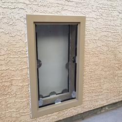 Doggie-Door-in-Stucco