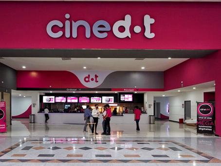 CineDOT: la nueva competencia de Cinépolis y Cinemex