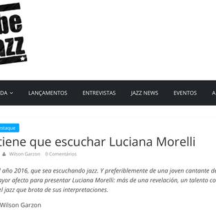 Clube de Jazz (Julio, 2016)
