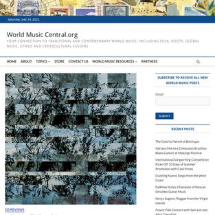 World Music Central (USA, July  2021)