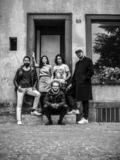 Luciana Morelli grupo en Basilea