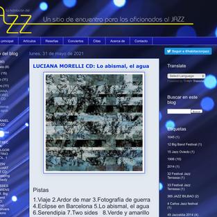 La habitación del Jazz (España, Mayo 2021)