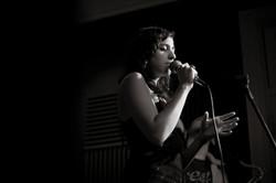 Luciana Morelli quinteto en vivo en Circe (2015)