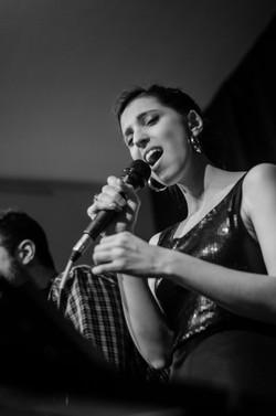 Luciana Morelli quinteto en Virasoro (Buenos Aires, 2015)