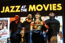 Jazz at the movies at Bebop Club