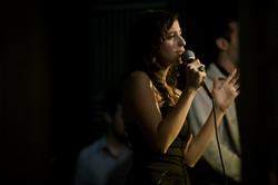 Luciana Morelli quinteto en Circe (Buenos Aires, 2015)