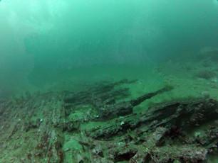 Bear Cove Wreckage