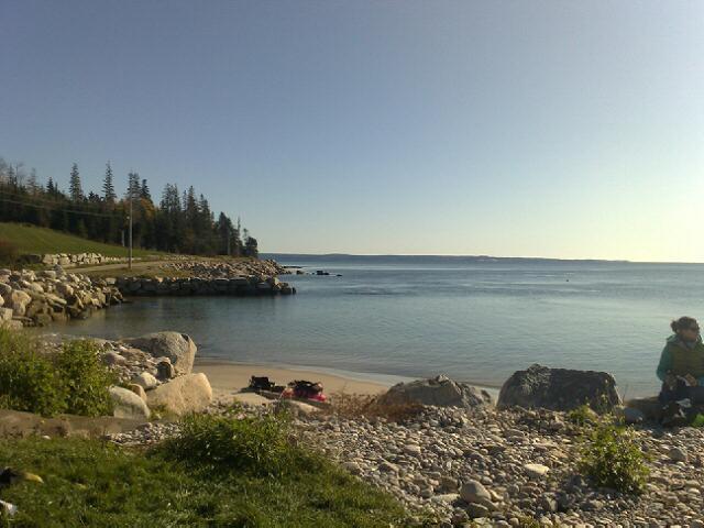 Fox Point Beach