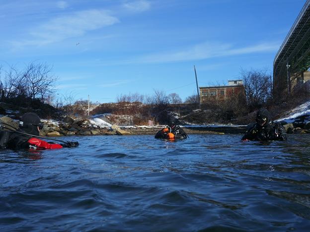 MacDonald Bridge Dive Site