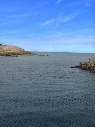 Portuguese Cove entrance