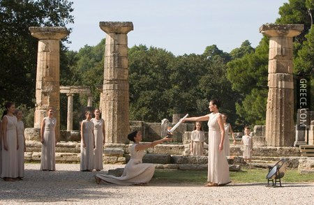 Ancient Olympia Online: July  12 to 16