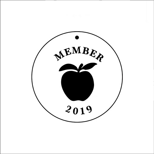 GDBC 2019 Member's Necklace