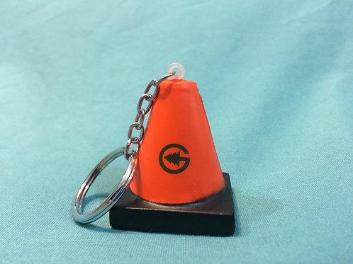 Cone Key Chain