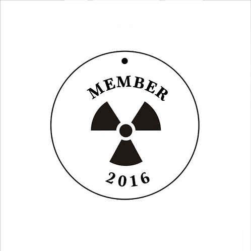 GDBC 2016 Member's Necklace