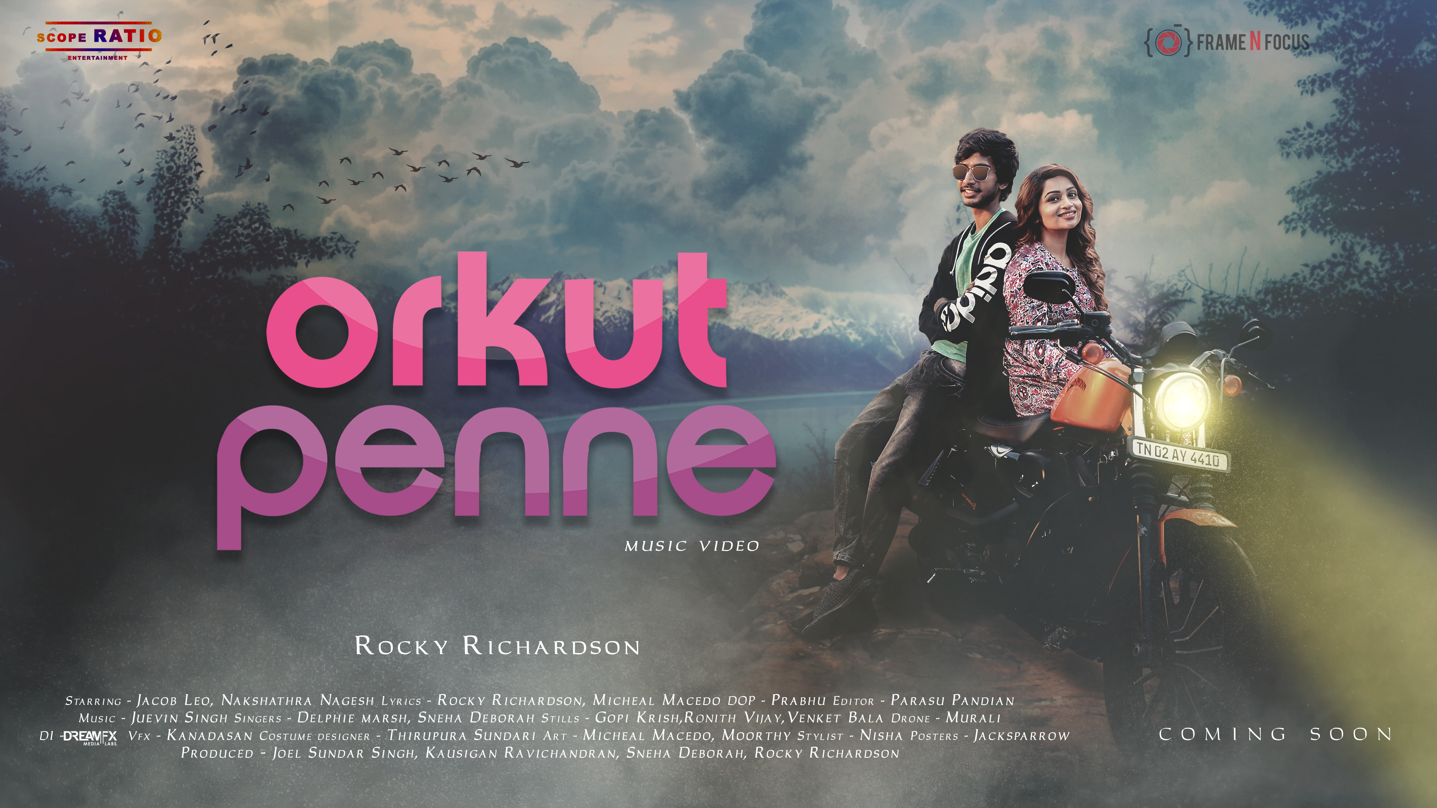 Orkut penne (music album)