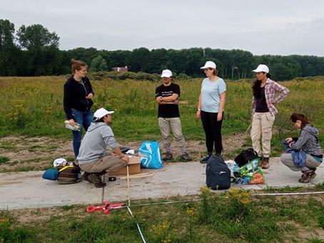 Pilot 2: getting the soil samples right
