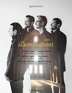 Album CD Illuminations