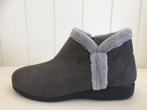Scholl Dream Slippers - Grey