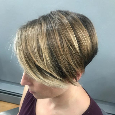 Short texture cut+color by _itscarlao ._