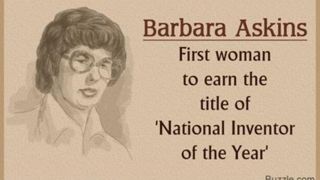 Inspiring Women in STEM: BARBARA ASKINS