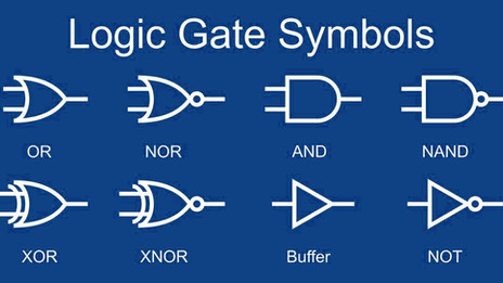 The Beginner's Guide To Logic Gates