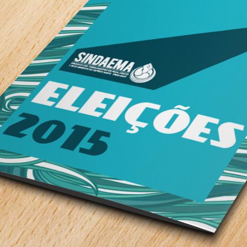 Eleições 2015 - Cartilha