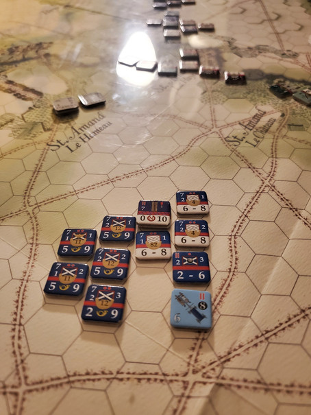 Ligny Scenario 1: DO OVER