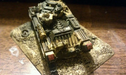 FOW Destroyed Tank Objective