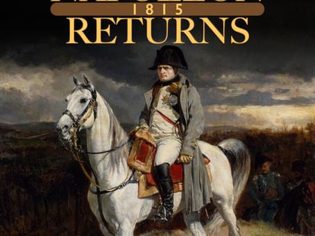 Napoleon Returns:1815