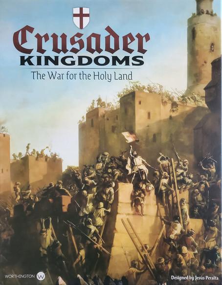 Worthington Games Crusader Kingdoms.