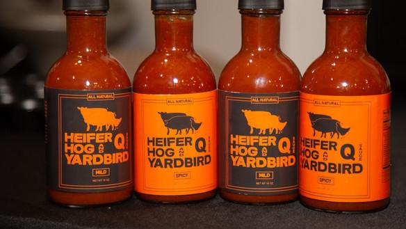 Heifer, Hog, & Yardbird Q Sauce