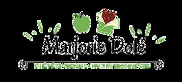 Logo Marjorie Dolé Diétécienne-Nutritionniste