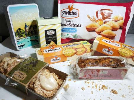 Les gâteaux Saint Michel