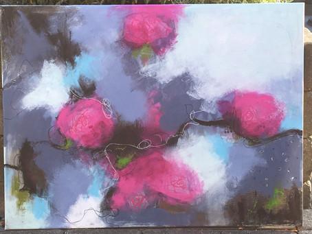 Blomstrende kunst