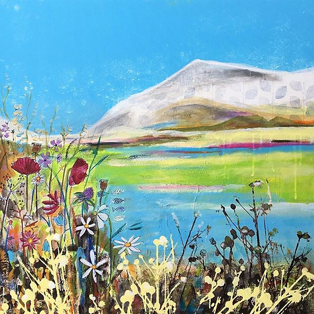 Summer Dreaming - 60x60