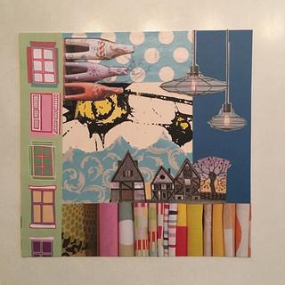 Collage No 6 - 30x30