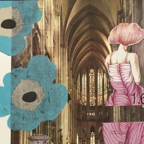 Cathedral Girl - 30x40