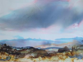 No 220 - Landscape Ink