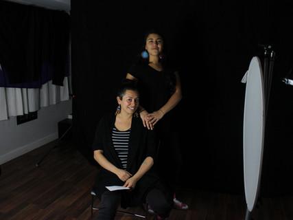 Alejandra & Ana Higuera